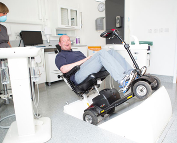 Disabled Surgery