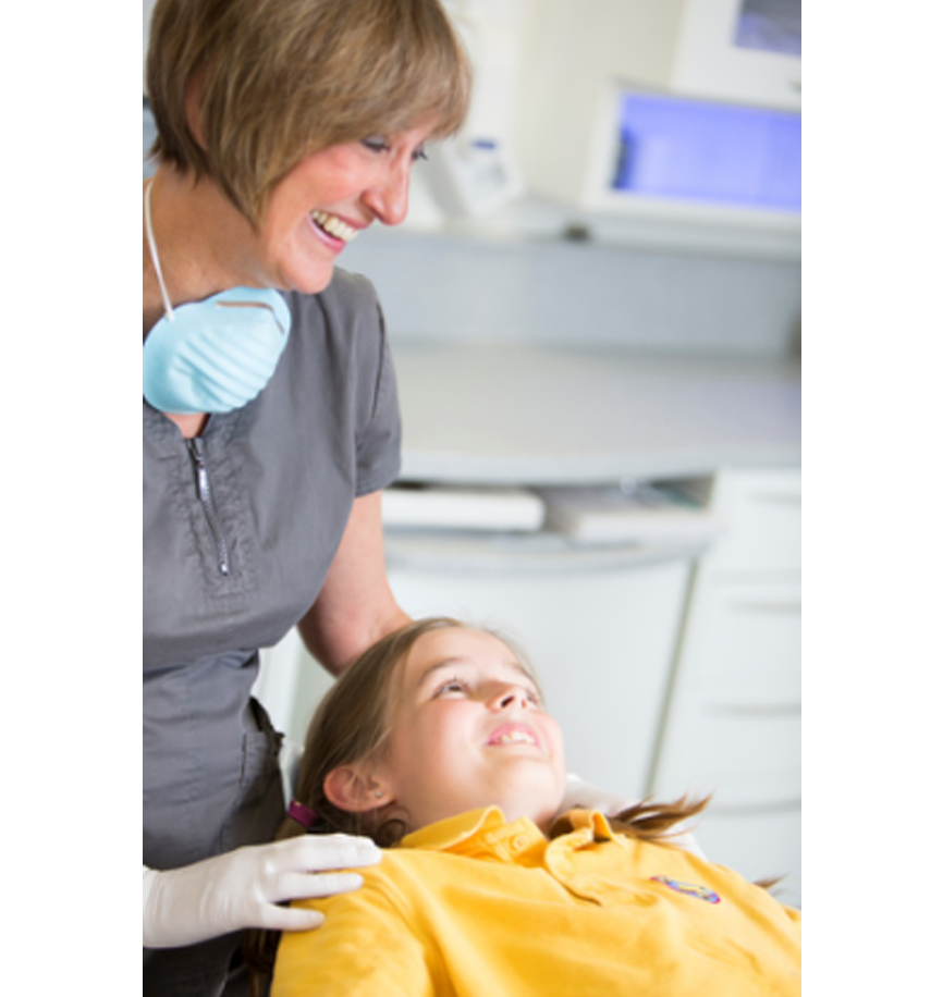 Looking after our children's teeth
