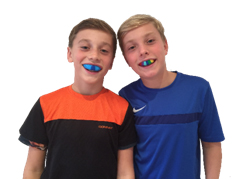 Protect your childs smile whilst they play sport